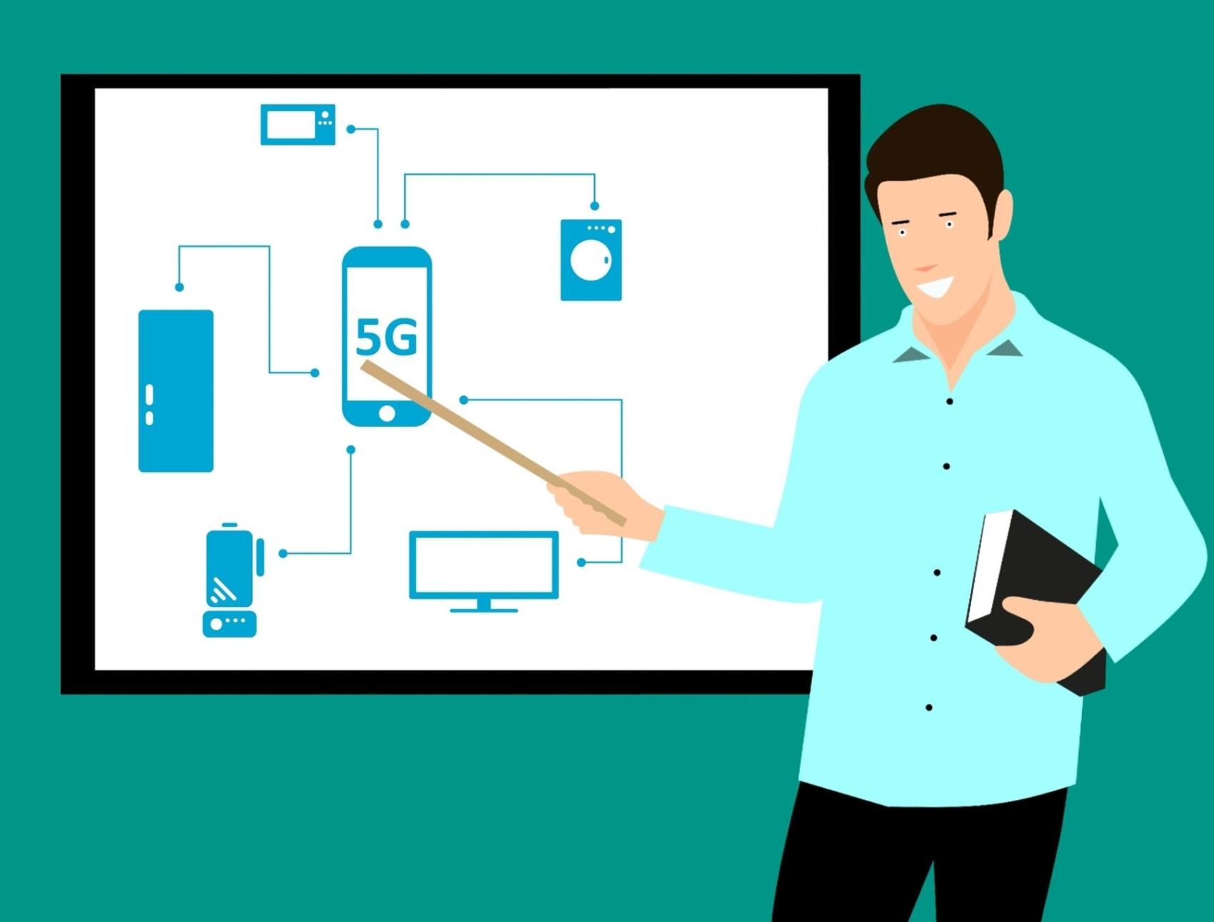 5g il futuro delle telecomunicazioni